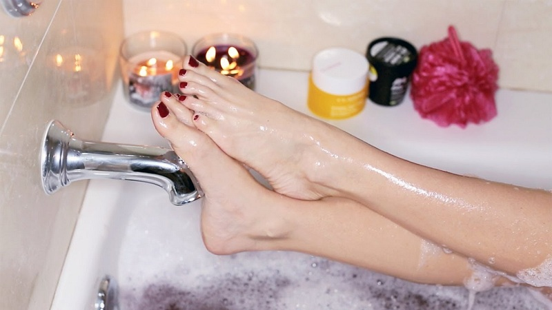 How to create your own relaxation and beauty spa at home
