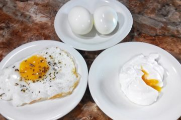 How to eat the egg?