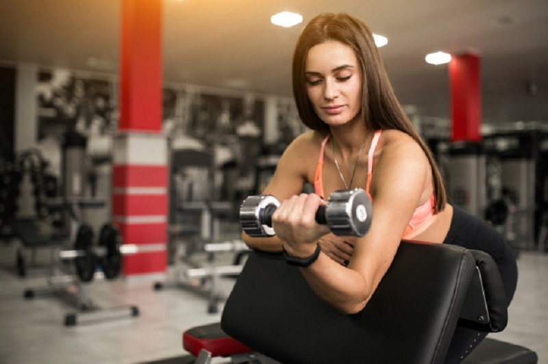 female bodybuilding workouts