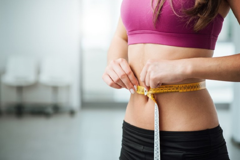 Lose weight in a week