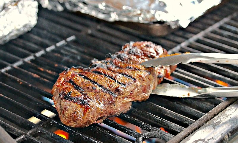 barbecue and steak recipe