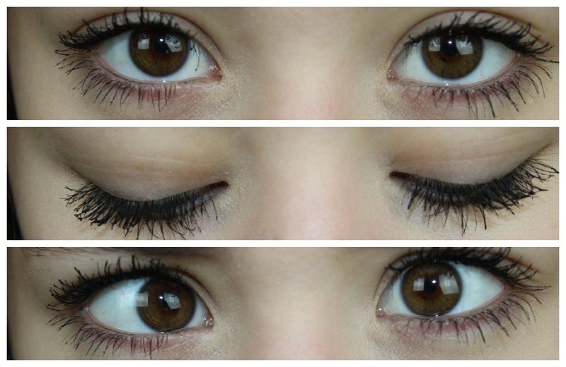 Make your lashes