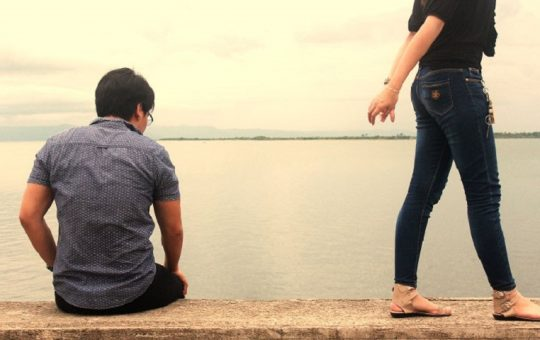 How to break up with boyfriend who loves you?