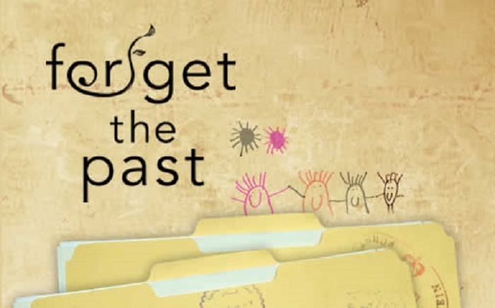 How to forget the past