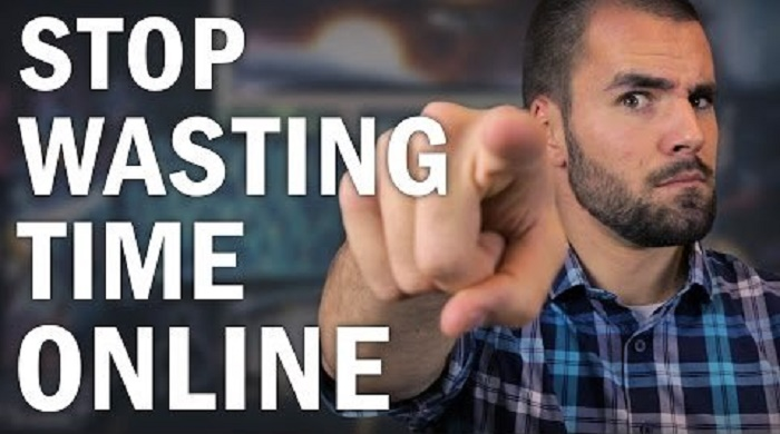 stop wasting time online